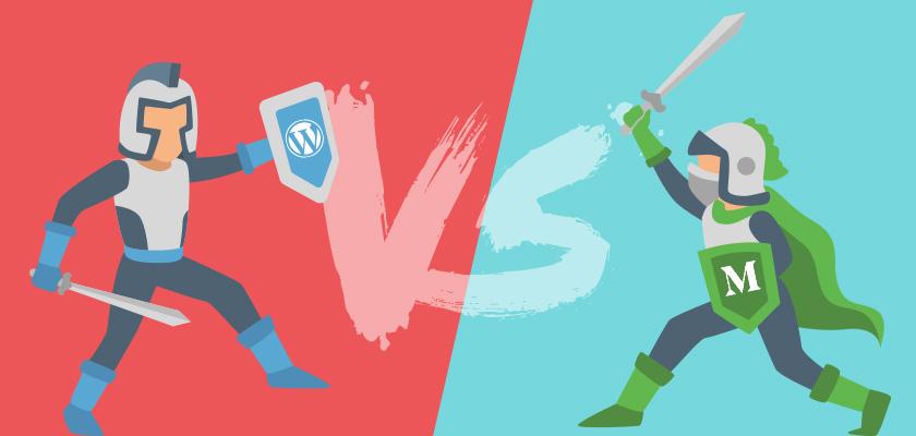medium vs wordpress