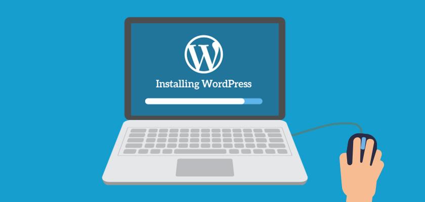 install wordpress cpanel