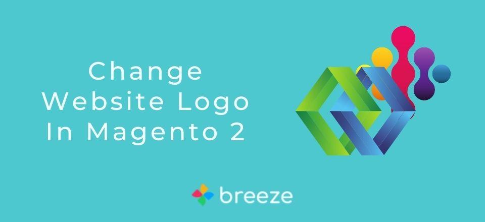 Change Website Logo in Magento 2